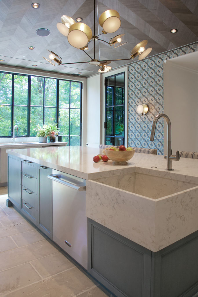 White Quartz Countertops Will Enhance The Eal Of Your Kitchen