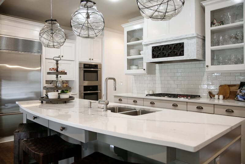 White Quartz Countertops Will Enhance The Appeal Of Your Kitchen