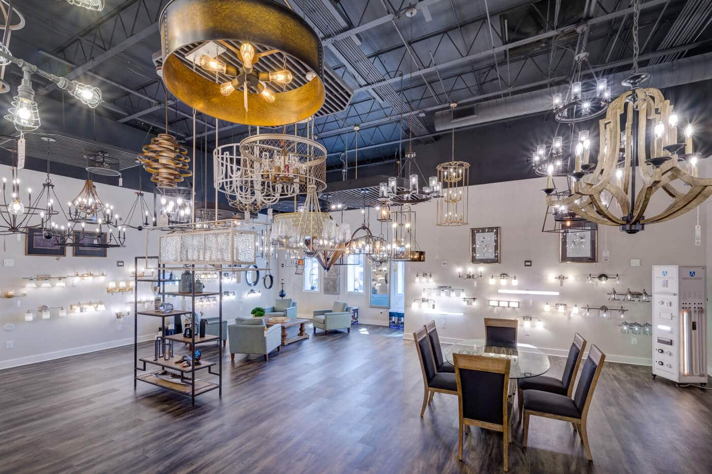 Atlanta S Best Lighting Showrooms Cr Construction Resources